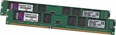 Kit Ram Kingston Ddr3 2X4Gb 1333Mhz