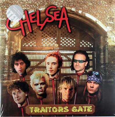 Chelsea - Traitor's Gate (Limited 2 x Clear Vinyl LP - only 500!) New & Sealed