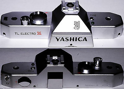 New Replacement Top Cover for Yashica TL Electro X