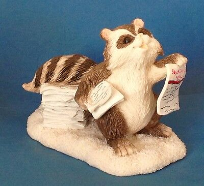 Charming Tails Raccoon - Extra! Extra!