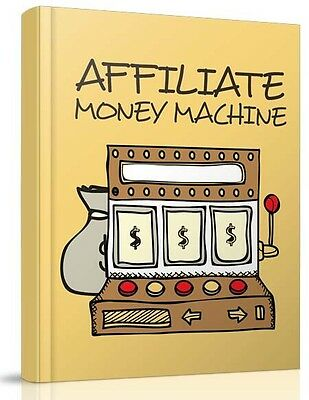 Affiliate Money Machine eBook-PDF Master Resell Rights