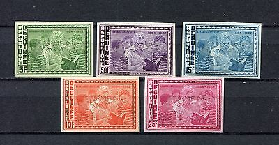 s12278) GUINEA MNH** Nuovi** 1964, Human rights 5v imperforated