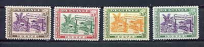 s12279) GUINEA MNH** Nuovi** 1965, World expo 4v