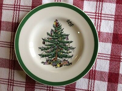 Spode CHRISTMAS TREE Bread And Butter Plate