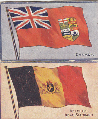 Hill, National Flag, No's 1 and 2, 1914.