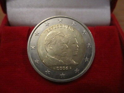 2 euros Commémorative Luxembourg 2006 - Guillaume