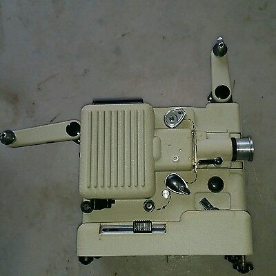 Eumig Wien P8 M Movie Projector for 8mm film In Original Case