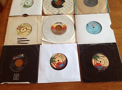 "Job Lot Of Funk Fueled 7""45'S (12 In Total) Marlena Shaw,Deodata,Candi Staton,Ex"
