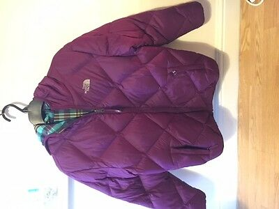 The North Face Reversible Girls Puffa Jacket  - Excellent Condition