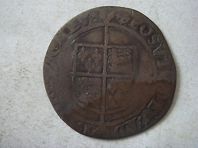 Elizabeth the first 1558-1603 Silver Shilling lightly clipped VG see scans