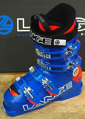 Scarpone Lange World Cup Rs 110 Short Cuff Power Blue
