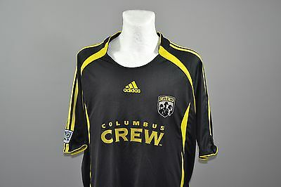 ADIDAS 2006 Away Colombus Crew Shirt -Size XXL