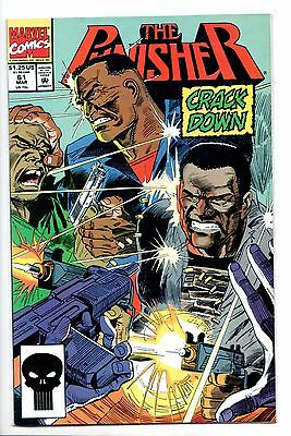 Punisher #61 - Crackdown (Marvel, 1992) - VF/NM