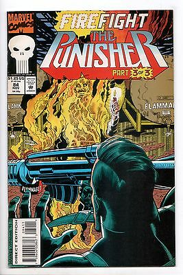 Punisher #84 - Firefight Pt. 3 (Marvel, 1993) - VF/NM