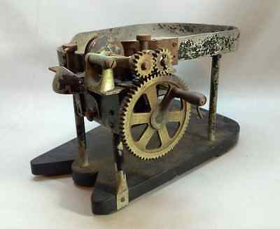 Vintage 1930's 40's Coin Sorter Counter by United Washington D.C