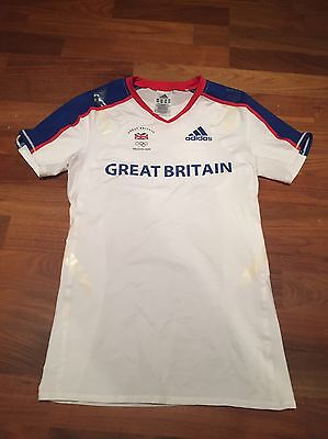 Beijing 2008 Olympics Team GB Lycra Competition T-Shirt
