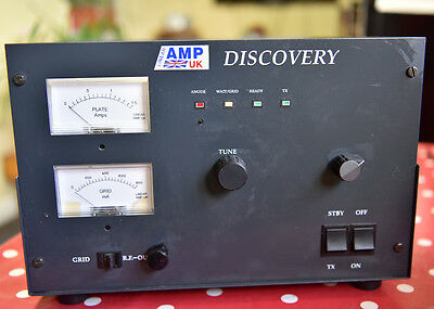 Linear Amps UK Discovery 50 mhz 1kw linear amp