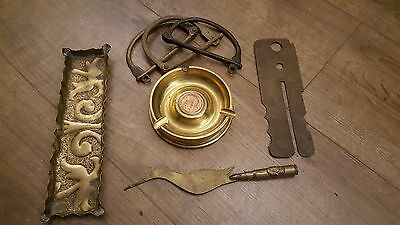 Trench art collection WWI