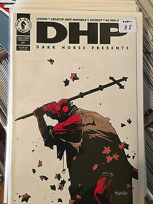 DARK HORSE PRESENTS #91 NM- 1st Print HELLBOY Mike Mignola