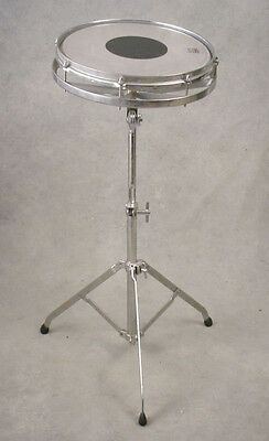 """Remo 14"""" Roto Tom Drum With Stand"""