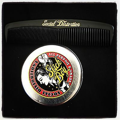 Social Distortion - Mike Ness RARE Pomade and Comb