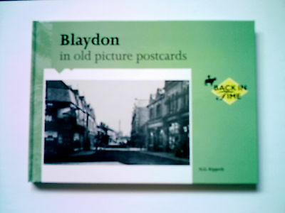 Blaydon ( near Newcastle upon Tyne ) in old picture postcards