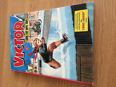 Victor - Book for Boys Annual 1984