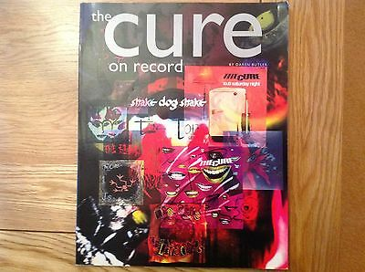 The Cure On Record - Daren Butler