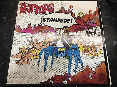 The Meteors  - The Meteors Stampede LP No Reserve