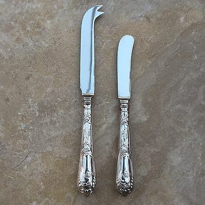 P & O CRUISES 'P.O.S.H.CLUB':UNUSED Silver Plated Cheese & Butter Knife