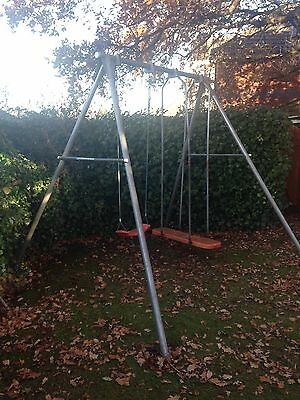 Child's Double Swing By TP