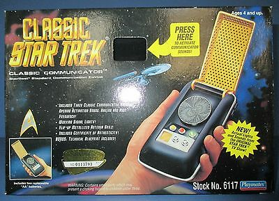 1994 Star Trek Playmates TOS Classic Series Communicator - New and Boxed