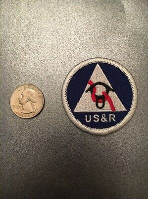 Urban Search And Rescue Paramedic Ems Firefighter Patch