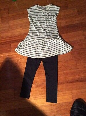 girls next tunic and legging outfit aged 8 new with tags gift present