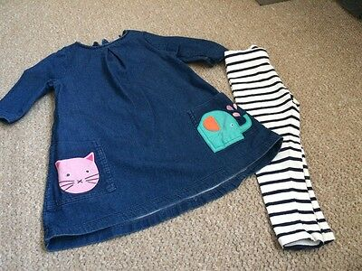 girls 3-4 year next outfit