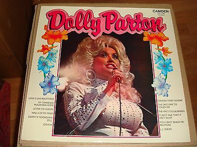 Dolly Parton - Camden CDS 1164 1974 - Hits Compilation - Exc Condition