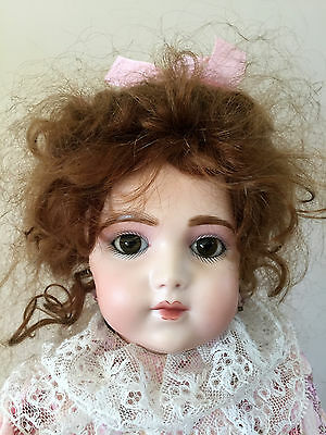 EMILY HART Artist Reproduction Paris France French Bru Brevete Antique Doll
