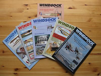 Windsock International, Volume 19, 2003, All Six Issues, Excellent Condition