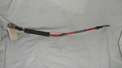 Ford Escort Mk2, positive battery lead New Genuine