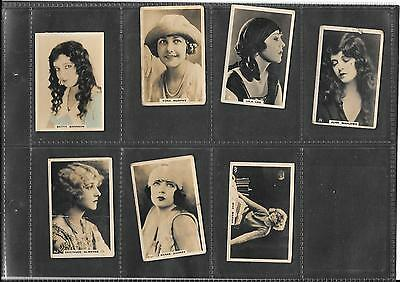 B.a.t. (Anonymous Issue) - Beauties - 7 Cards .