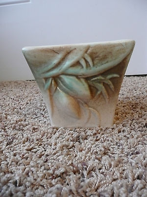 Vintage 1940's McCoy Pine Cone or Lily Pod Planter
