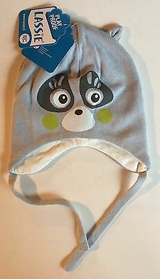 Lassie Kids Hat XXS Animal With Cute Ears And Chin Strap BNWT Wind proof Finland