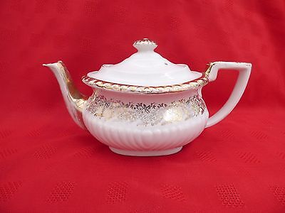 Gibson's Pottery Teapot, Vintage Staffordshire Quality
