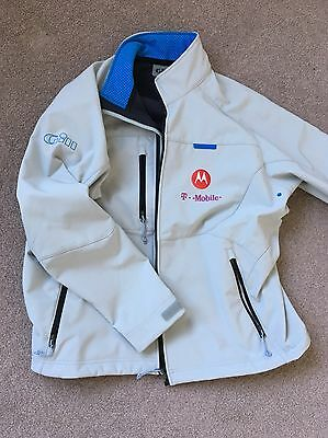 Gill Softshell Silver Jacket Size Small