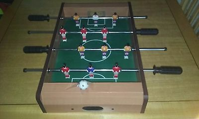 Table Football Game Excellent Condition