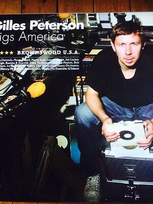 Giles Petterson - Digs America - Brownswood USA