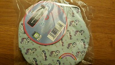 MY LITTLE PONY RETRO COIN PURSE  (brand with tags in packet)