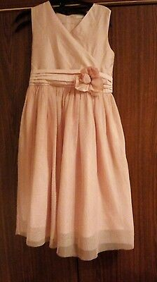 girls party dress age 8-9