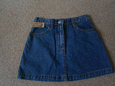 Bnwt Age 10 Denim Skirt By Club Monaco