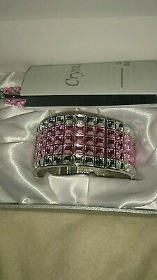 Crystal pen & watch gift set - ideal xmas gift
